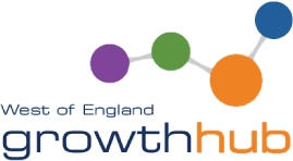 logo for the west of england growth hub