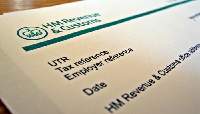 HMRC Self Assessment Tax Form