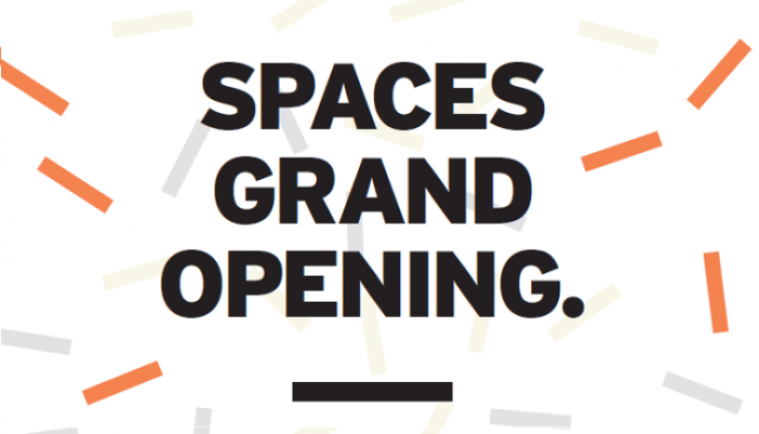 Spaces opening