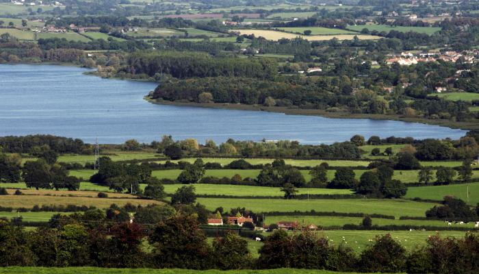 View of Chew Valley Lake