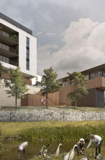 Keynsham Riverside Development