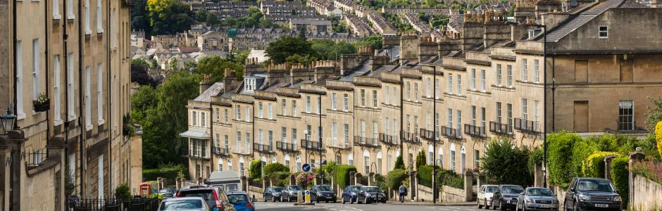 Housing Options In Bath Range From Iconic Terraced Georgian Town Houses, To  Smart New Riverside Apartments, To Family Homes In Surrounding Towns And ...